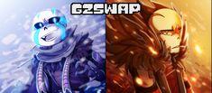 GZSWAP - Ganz and Papyruz + SPEEDPAINT by GolzyBlazey.deviantart.com on…