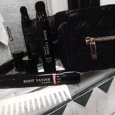 JUST IN. KAZUMI ROOT VANISH APPROVED by the #VIOLETCODE ...between salon appointments never looked better. | #VioletGrey, the Industry's Beauty Edit