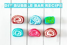DIY Lush Bubble Bar Recipe