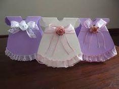 Risultati immagini per moldes de vestidos para tarjetas de baby shower