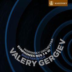 Shostakovich: Symphony Nos 3 & 10 de Valery Gergiev