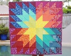 Pattern Free – When You Wish Baby Quilt