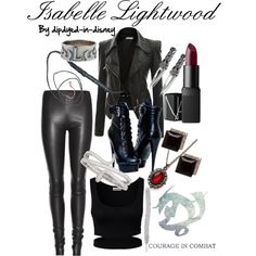 """Isabelle Lightwood"" by dipdyed-in-disney on Polyvore"