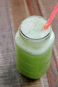 Sweet Broccoli Juice - For The Love of Food
