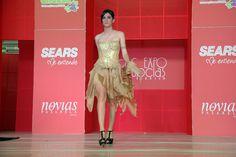 Los increíbles diseños de Mónica Ortega son garantía de satisfacción total, comodidad, glamour y sofisticación. Encuéntralos en Expo Nupcias, Palacio de los Deportes