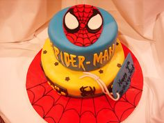 ~You, Me & The Kid~: Spider Man Birthday Party