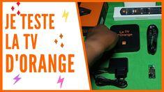 Je découvre La TV d'Orange Côte d'Ivoire Ivoire, Nintendo Consoles, Orange, Phone, Telephone, Mobile Phones