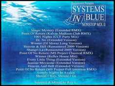 Systems In Blue - Nonstop Mix II Breathing For The Oceans   From The BackInTime  DestinyMix