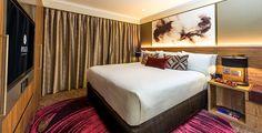 King Suite Bedroom at South Bank Brisbane. Penthouses, Brisbane, King, Bedroom, Furniture, Home Decor, Mulches, Decoration Home, Room Decor