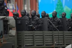 03 - ROC Taiwan Special Forces with bullet proof face masks