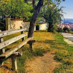 #bench #prague #oldtown