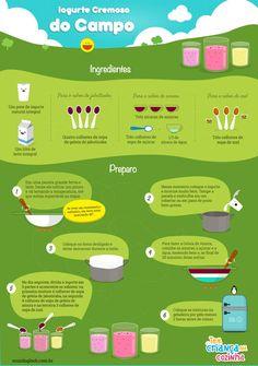 Receita: Iogurte Cremoso do Campo (Foto: Gloob)