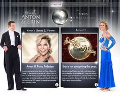Have you seen our marvellous Strictly scorecards over at...  http://www.antonanderin.com/Strictly_Dancecards.html