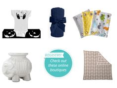 Baby Registry: Online Boutiques You HaveTo Know About