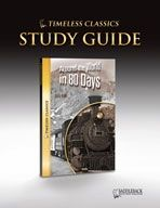 Around the World in 80 Days Study Guide [Timeless Classics] (Enhanced eBook). Currclick $22.95