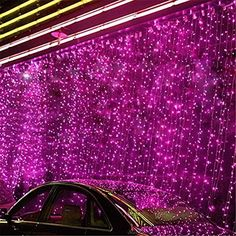 price error - Waterproof 1000 LED Curtain Fairy String Lights Wedding Party Christmas Home Garden Bedroom Outdoor Indoor Wall Decorations purple *** For more information, visit image link. (This is an affiliate link) Starry Lights, Icicle Lights, Indoor String Lights, Christmas String Lights, Led Curtain Lights, String Curtains, Garden Bedroom, Luz Led, Home Wedding
