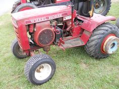 Vintage 1961 Wheel Horse 551 Lawn Amp Garden Tractor