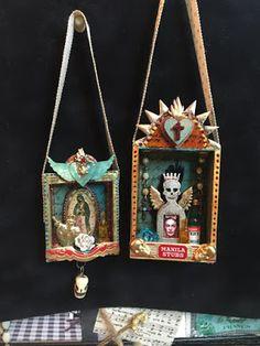 By Sandra Brandt using goodies from Retro Cafe Art Gallery! www.RetroCafeArt.com