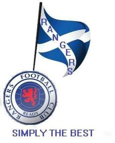 Rangers Fc, Glasgow, Badges, Flags, Scotland, Past, Prince, Football, Club