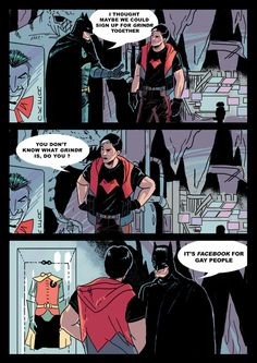 Jason Batman, Red Hood Jason Todd, Dc Memes, Bat Family, Nightwing, Marvel Dc Comics, Teen Titans, Gotham, Comic Art