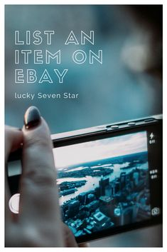 Hi friends, Today I am going to share with you how to list an item on eBay. eBay Selling is a great way to earn extra money. Before you sell an item on eBay, you need to register on eBay. In my pre…