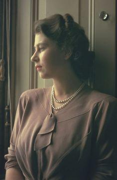 Princesa Anne, Princesa Elizabeth, Young Queen Elizabeth, Elizabeth Philip, Royal Queen, King Queen, Royal Uk, Lady Diana Spencer, George Vi