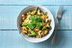 Coconut Curried Rice Bowl - Hello Fresh
