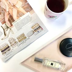 Morning coffee reads spent admiring @LannahDunn's fine jewellery with a warm cup of tea  #lannahdunn #finejewellery #flatlay #magazine  via FASHION TRENDS on INSTAGRAM -Celebrity  Fashion  Haute Couture  Advertising  Culture  Beauty  Editorial Photography  Magazine Covers  Supermodels  Runway Models