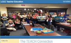 LCCC Teach Connection December 2014 Edition