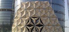 Al Bahar Towers Responsive Facade / Aedas | Facades, Abu Dhabi and ...