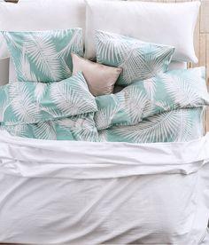 Beach Print Duvet Covers | bf7da Tropical duvet cover set Interior Design Trend: Tropical Decor ...