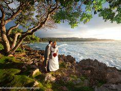 Turtle Bay Resort Hawaii Romance Photo Opportunity Honolulu Wedding 2017