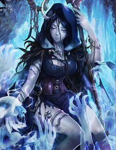 Cuidadora de espiritus legend of the cryptids