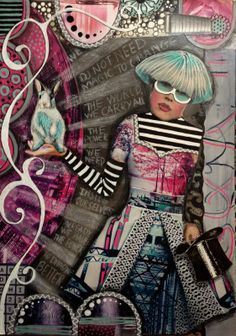 Ginny Markley - Playing With Paint
