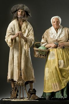 A Woodsrunner's Diary: The Man's Work Frock in New France. Part One.