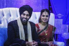 South Asian weddings  couple, love, sari, turban, traditional, wedding   www.capturedmomentsmedia.ca