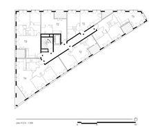 40 Housing Units  / LAN Architecture