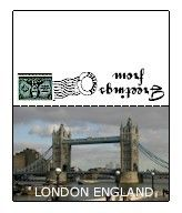 Printable London England mini post cards. Slide these onto a pin with England's flag colors! Perfect Girl Scout SWAP for Thinking Day. More Girl Scout Crafts on MakingFriends.com