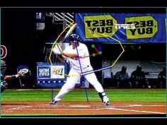 "▶ Joe Mauer Slow Motion Textbook Swing - Complete breakdown & analysis of Mauer's swing. This video ties in nicely with Matt Maher's 7 Steps. Key points: 1.) Notice the small 6"" step of the front foot during the hand set. Let me repeat- small 6"" front foot step as the hands set. Tight, efficient, quick movement. 2.) Watch the axis of rotation around the front foot and the rotation of his hands. Go deep into swing analysis with this video. Leave comments!"
