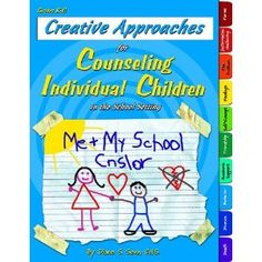various different books for school counseling