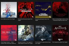 No olvides seguirnos en #Spotify para que disfrutes de geniales playlist de música de videojuegos! #Playlist #Gaming #Music #VGMusic  Encuéntranos como: gameoverdigital  http://spoti.fi/2hXsKtI
