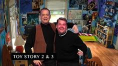 Every Tom Hanks Movie in 7 Minutes (with Tom Hanks and James Corden) - YouTube