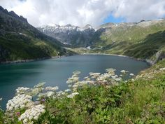 The Gotthard massif stores around seven percent of Europe's European water resources. Pictured: the Lucendro Reservoir. Switzerland, Travel Destinations, Most Beautiful, Hiking, River, Amazing, Outdoor, 5 Hours, Holidays