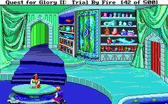 Computer Video Games, Gaming Computer, Sierra Online, Classic Video Games, Adventure Games, Pc Games, Online Games, Trials, Pixel Art
