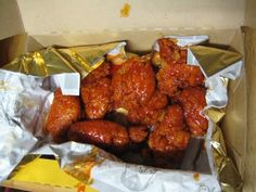 Hot Wings. Now I need a pic of some ranch dressing to dip them in.