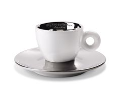 Anish Kapoor for illy: coffee cups