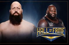 Big Show will induct Mark Henry into WWE Hall of Fame: Welllllll. Big Show is back to work for WWE, and on a day when he already rang the… Mark Henry, Big Show, Wwe News, Wwe Wrestlers, Batman, Wrestling, Superhero, Sport, Theater