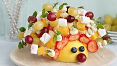 Twin Birthday, Banana Split, Fruit Salad, Recipies, Beverages, Food And Drink, Party, Google, Brunch Ideas