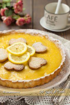 Crostata-con-lemon-curd--lemon-tart-ricetta