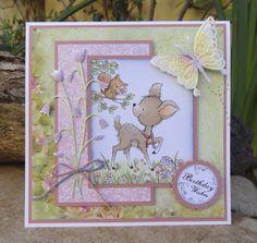 Lorraine's Loft: Wild Rose Studio 'Squirrel on Branch'